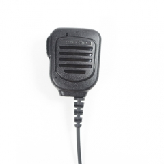 IP67 military standard remote speaker microphone