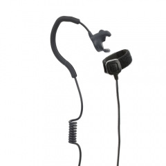 Earbone mic and speaker integrated in one set handfree easy to work