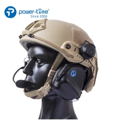 Comtac Headset with ARC adapter set for Tactical Fast Helmets